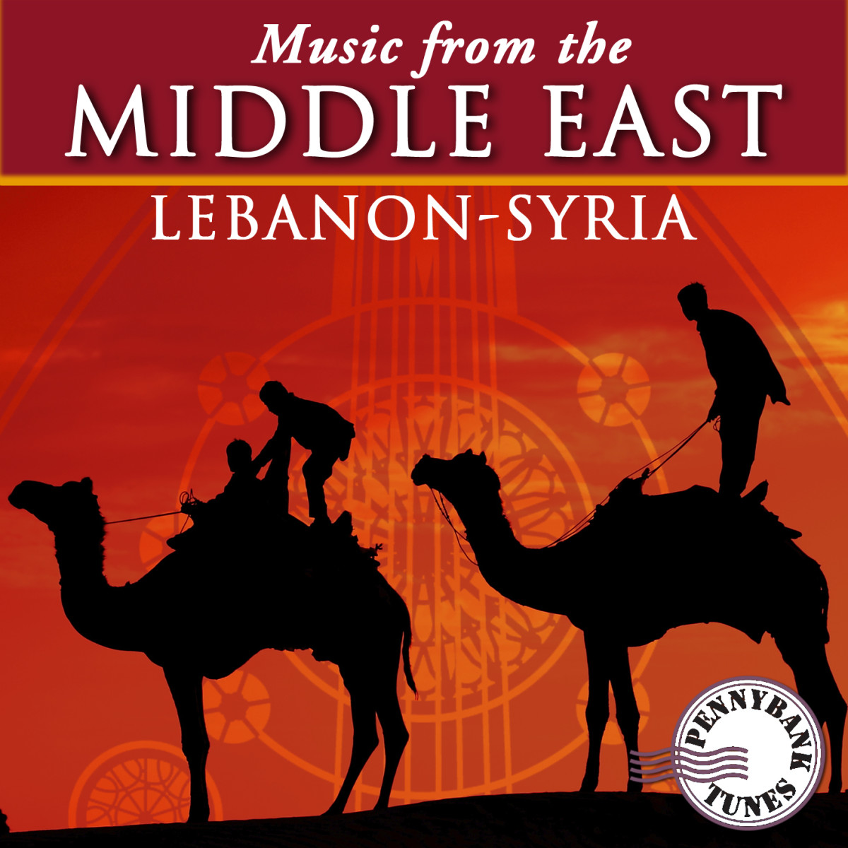 PNBT 1050 MIDDLE EAST LEBANON SYRIA LDEF