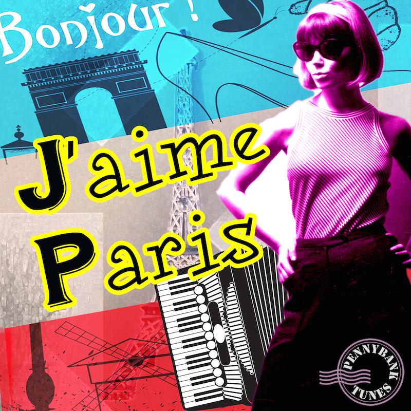 PNBT 1052 - J'AIME PARIS