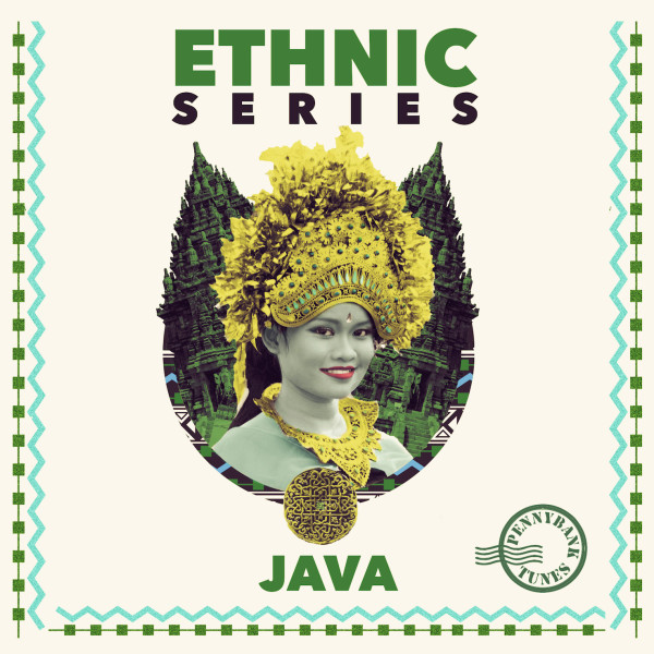 PNBT 1072 Ethnic Series - Java