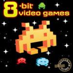 PNBT 1043 – 8 BIT VIDEO GAMES